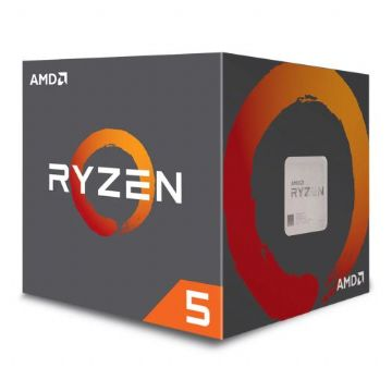 AMD Ryzen 5 1500X CPU with Wraith Cooler, AM4, 3.6GHz (3.7 Turbo